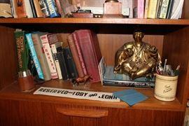 Antique Books & Miscellaneous