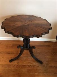 Beautiful Fold away end table