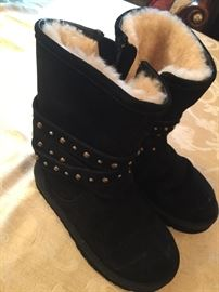 UGG's boots size 1