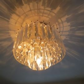 VINTAGE CHANDELIERS TO CHOOSE FROM