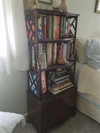 Antique bookcase, small...perfect condition.