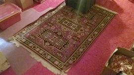 Small Pakistan carpet