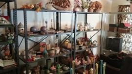 nick knacks and shelves for sale