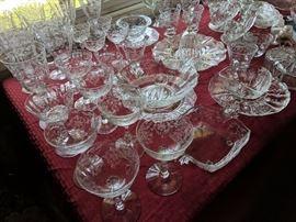 Fostoria Collection