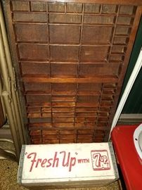 Much wood primitives!! Printers boxes