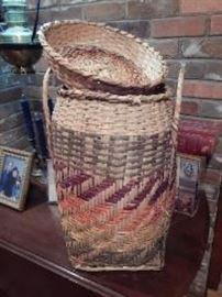 Choctaw Laundry Hamper Basket