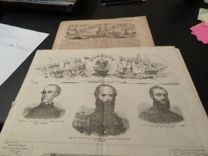 Civil War Newspapers