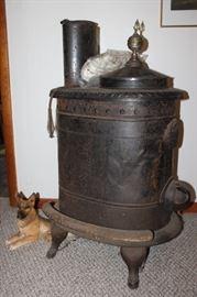 Sawdeys Economy Wood Heater #20