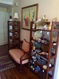 If you know us, you know what we do...lovely little consignment pieces from some of the best homes in the historic district.