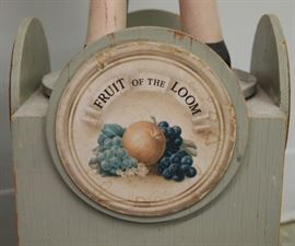 9.22 Fruit of the loom Advertising