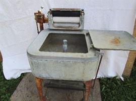 Antique Maytag Washer