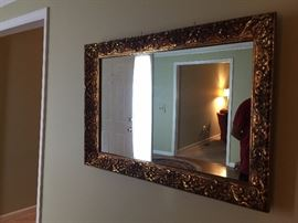 This mirror is just the thing to say 'Welcome and 'You look fabulous' !!!