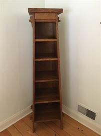Stickley Pedestal with 5 shelves