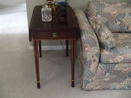 Pembroke drop leaf table (pair)