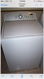 Washer - large capacity