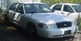 Another View Of 2008 Ford Crown Victoria