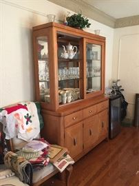 CHINA CABINET SOLD