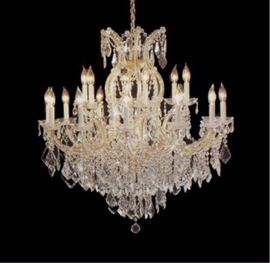 SWAROVSKI CRYSTAL CHANDELIER WITH FREE SHIPPING