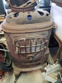 Vintage Cast Iron Heater
