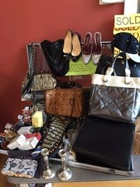 Jewelry Case & CHANEL Handbags