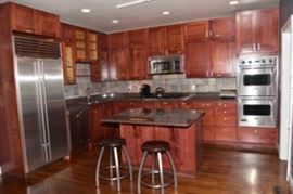Quality, Solid Wood Kitchen Cabinets