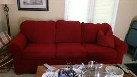 3 cushion sofa bed couch