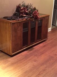 Mid Century Modern Buffet, not at this sale, on consignment, ask Kathy for details,$500