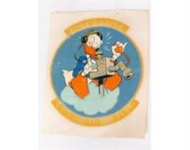 Donald Duck Patch