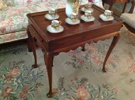 Antique Tea Table $ 100.00
