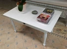 Wood Coffee Table $ 50.00