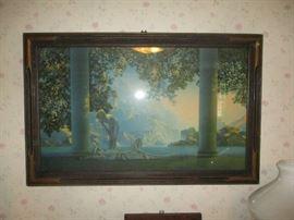 Mansfield Parrish print