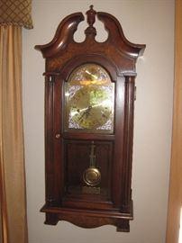 Tempus Fugit Clock.