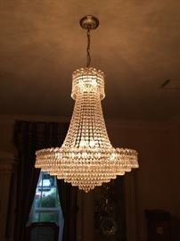 Schoenbek, a Swarovski Light Company, Chandelier