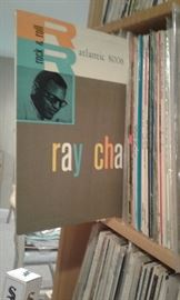 Ray Charles Vinyl Record w Cover