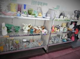 McCoy Pottery, California Pottery, Haeger, Hull and more!