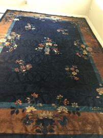 Massive Turkish rug 1940's