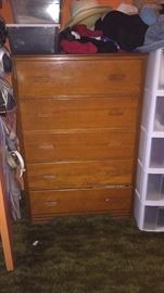 Dresser only