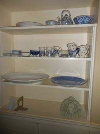 Sampling of Vintage China
