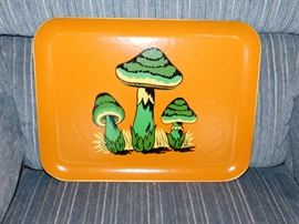 Made in Japan MCM serving tray