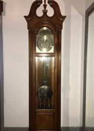 Howard Miller 59th anniversary grandfather clock