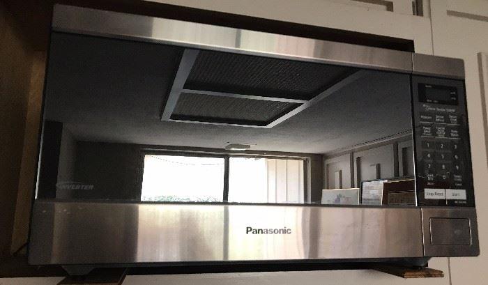 Panasonic inverter/microwave oven