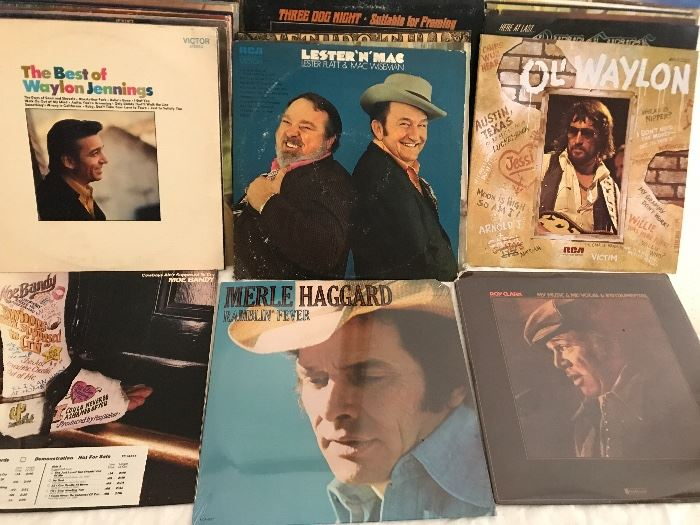 More country greats