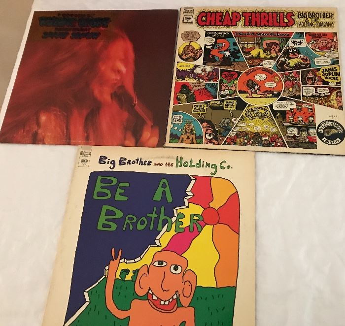 Janice, big brother and the holding company