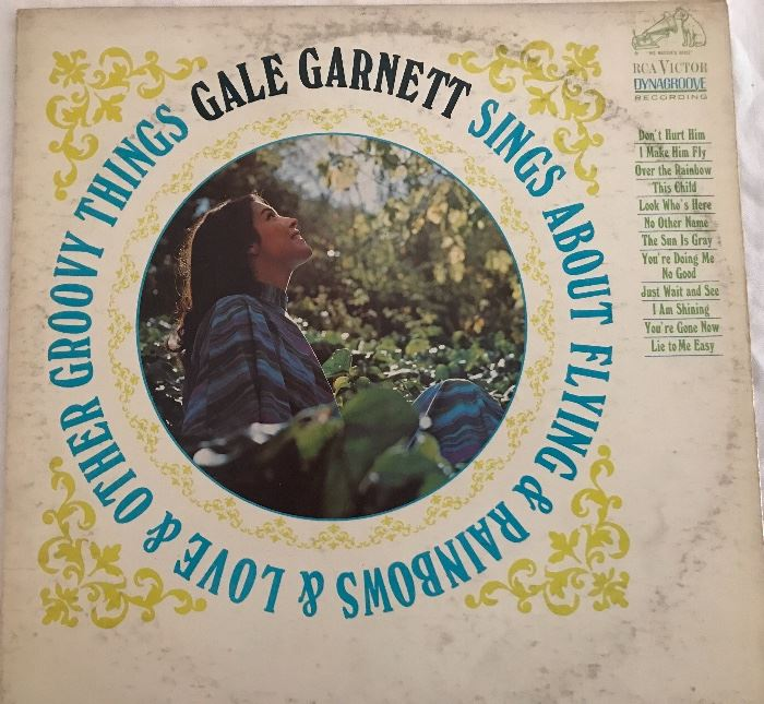 Classic hippie record