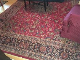 Very Fine HAND KNOTTED PERSIAN Rug
