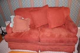 Sleeper sofa/loveseat.