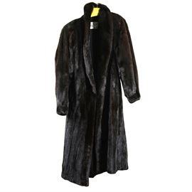 Stanley Rich Fine Mink Fur Coat