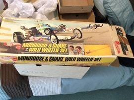 Hot Wheels set