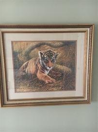Charles frace framed print $200