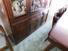 China cabinet-Haywood Wakefield